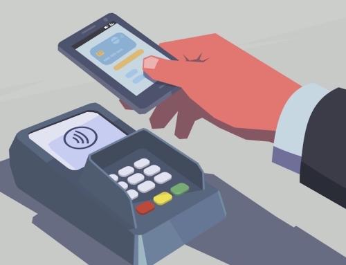 Contactloze betalingen groeien snel in Nederland