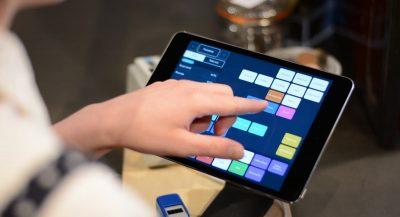 iZettle Pro iPad