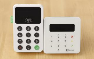 SumUp Air en iZettle Reader 2