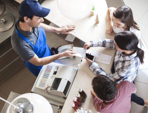 Kunt u beter digitale bonnetjes of (giftig) papier gebruiken?