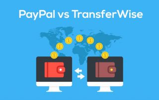 PayPal of TransferWise