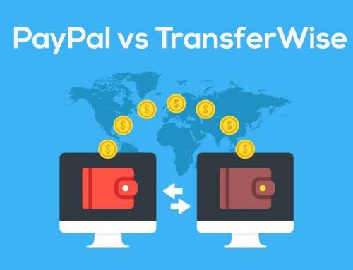 PayPal of TransferWise: Wat is het goedkoopste platform voor buitenlandse transacties?