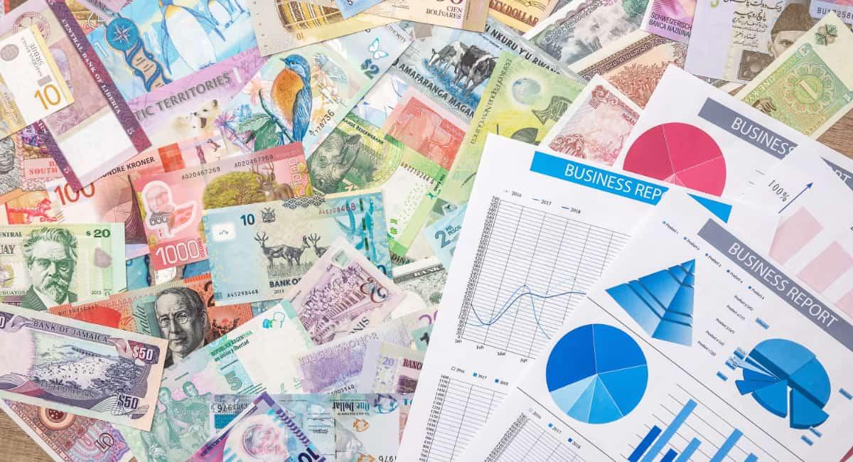 Wereldwijde betaalmethoden statistieken