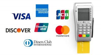 Creditcards te accepteren
