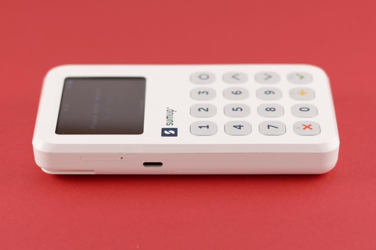 SumUp 3G kaartlezer