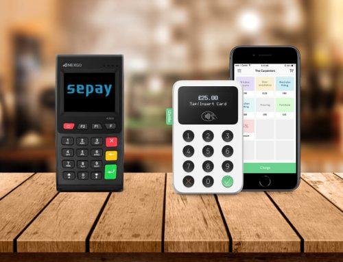iZettle of Sepay: Zelfstandig pinapparaat of met app