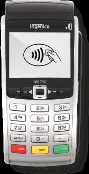 Ingenico iWL250 pinautomaat