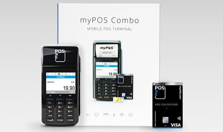 myPOS Combo pakketinhoud