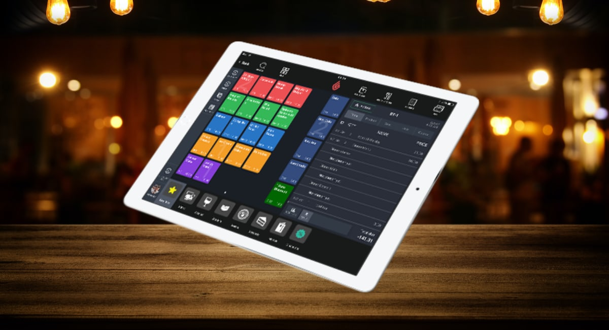 Lightspeed Restaurant iPad POS