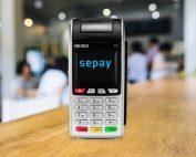 Sepay mobiele pinautomaat