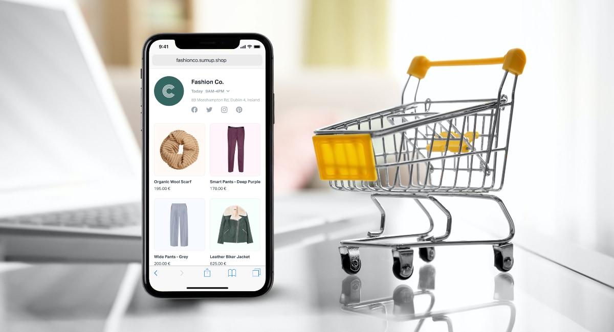 SumUp Webwinkel review
