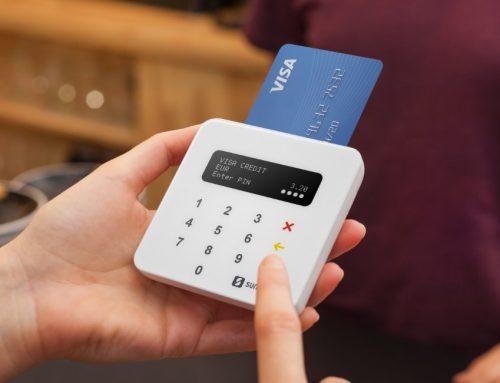 SumUp België review: pinautomaat zonder contract
