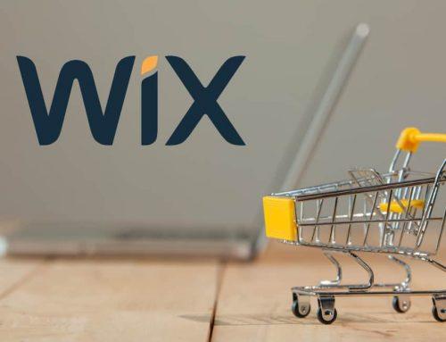 Wix webshop review: simpeler kan haast niet