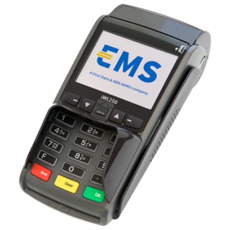 EMS Ingenico iWL250