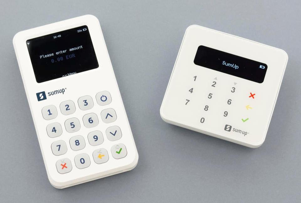 SumUp 3G en SumUp Air