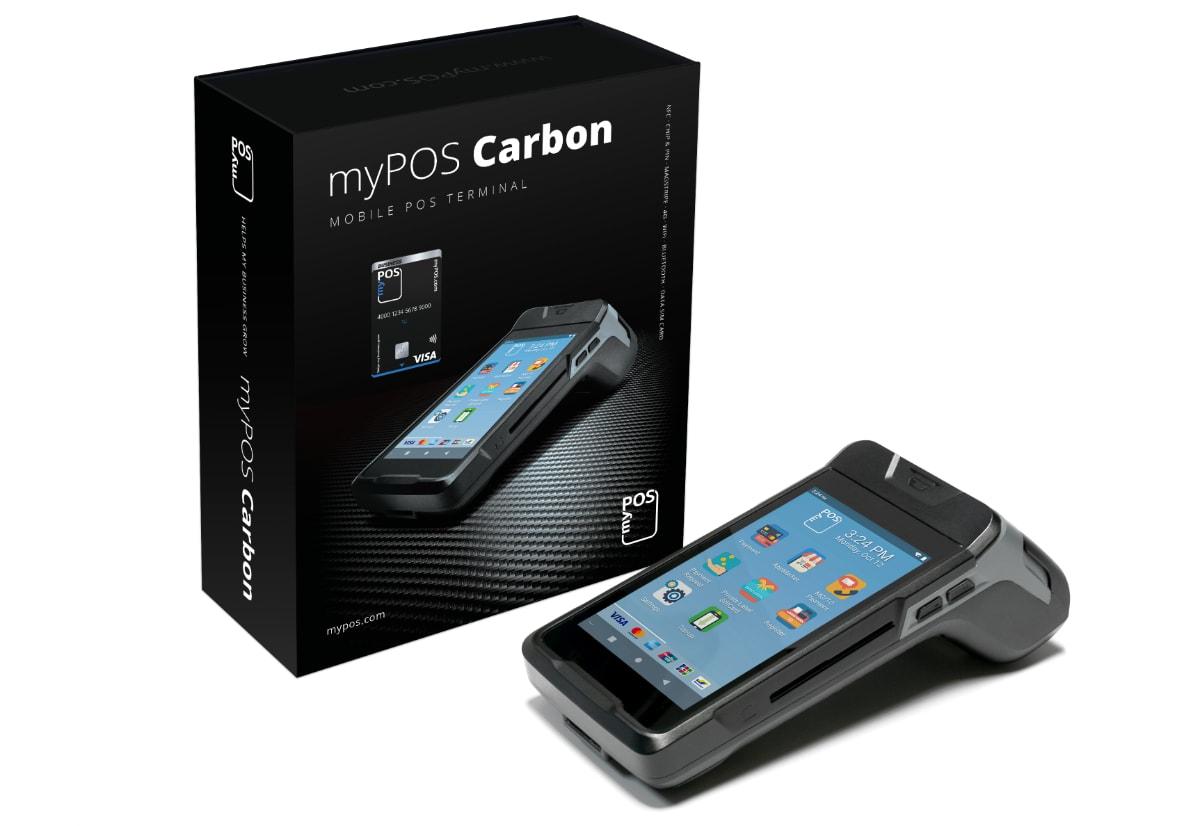 myPOS Carbon pinautomaat