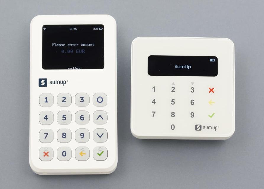 SumUp 3G of Air
