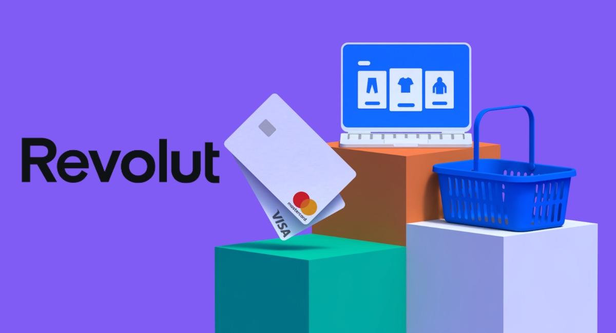 Revolut online betalingen